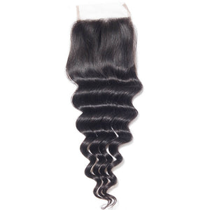 Precise Loose Deep Wave Closure - Precisehairextensions.com