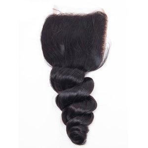 Precise Loose Wave Closure - Precisehairextensions.com