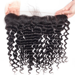 Precise Deep Wave Lace Frontal - Precisehairextensions.com
