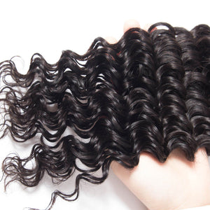 Precise Hair Brazilian Deep Wave Human Hair - Precisehairextensions.com
