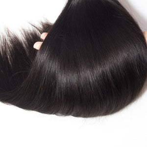 Precise Hair Peruvian Straight Human Hair