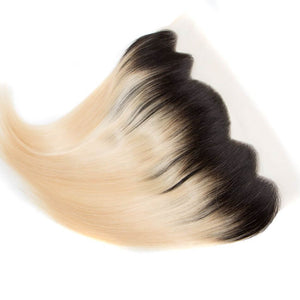 Blonde 613 Ombre Straight Lace Frontal | Precise Hair Extensions - Precisehairextensions.com