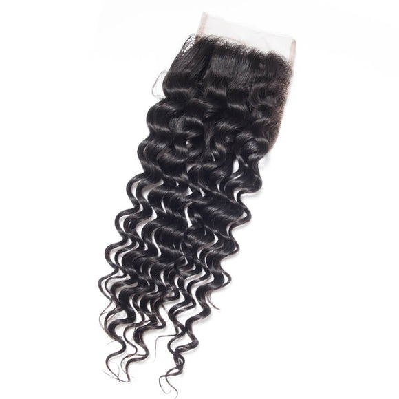Deep Wave Closure | Precise Hair Extensions - Precisehairextensions.com