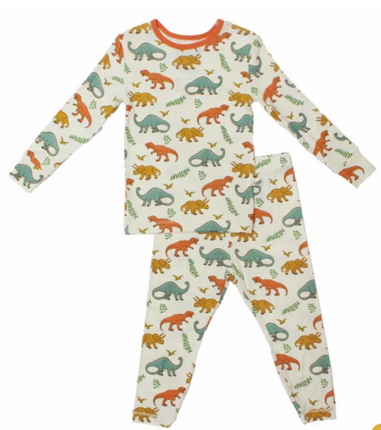 Dinosaur toddler Pajamas