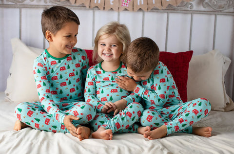 Family Holiday Pajama Sets