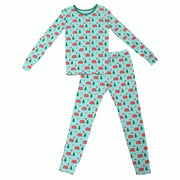 Holiday Airstream & S'mores Pajama Set (2T-8Y)