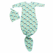 Grass Grizzly Bears Newborn Set (0-3M)