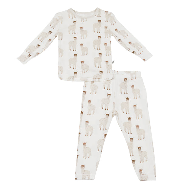 Free Birdees Alpaca Pajamas for Babies