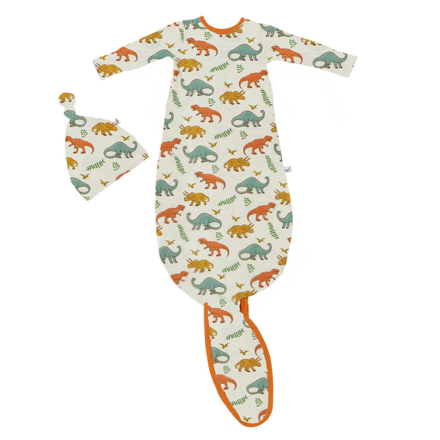 Cloud Dinosaurs-Rawr Newborn Set (0-3M)