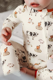 Farm Buddies Coverall (2T-3T)
