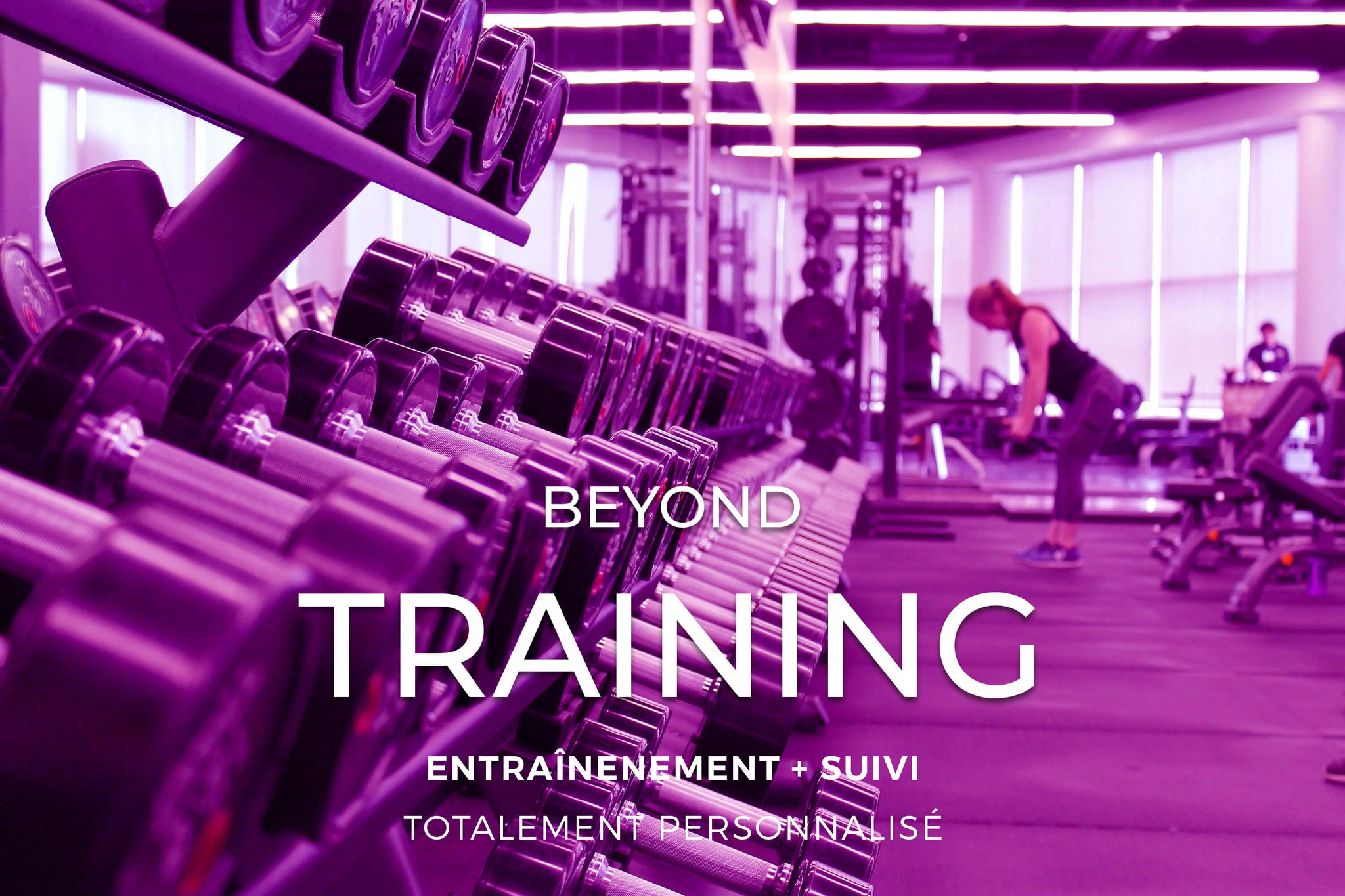 Programme GYM TRAINING