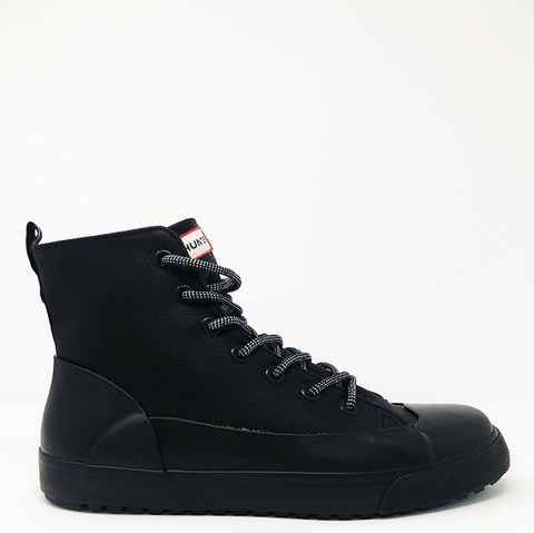 "Hunter Hi Top ""Black"""