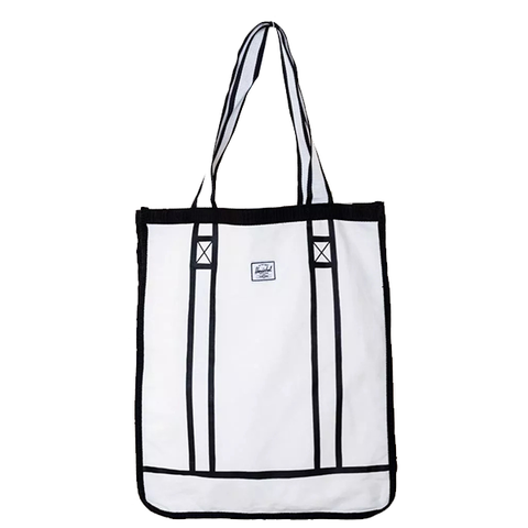 "Reality to Idea x Herschel Tote Bag ""White"""
