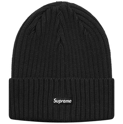 "Supreme Box Logo Beanie ""Black"""