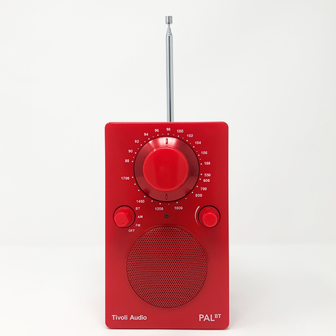 "Supreme x Tivoli Pal BT Speaker ""Red"""