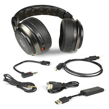 Load image into Gallery viewer, LucidSound LS31LE Wireless Gaming Headset w/Removable Boom Microphone (Black)