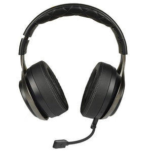 LucidSound LS31LE Wireless Gaming Headset w/Removable Boom Microphone (Black)