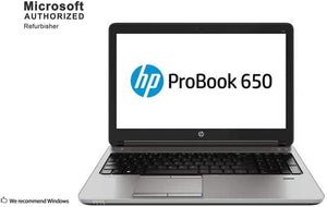 "Hp Probook 650 Laptop 15.6""-  i5