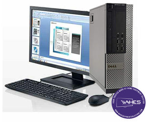 Dell Optiplex 7020 SFF - 19"