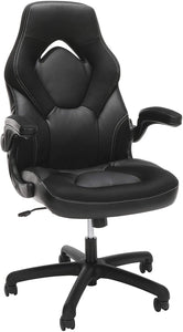Ergonomic Swivel Leather Gaming Chair