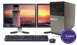 Dell Optiplex 790 Micro-Tower - 19"