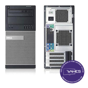 Dell Optiplex 790 Micro-Tower - Desktop CPU Tower – i5-2310|8GB RAM|500GB HDD (Arise|ASD Compatible)