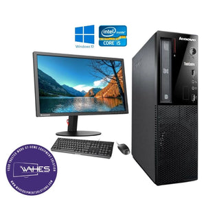 "Dell Optiplex 790 - 19"" Dual Monitor Desktop System i5
