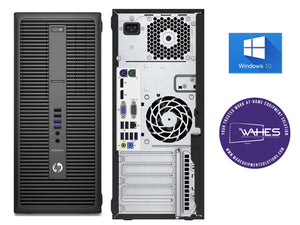 HOLIDAY SALE!!! HP EliteDesk 800-G2 DT - Desktop CPU Tower – i7- 6th Gen |8gb Ram|1.5TB HD (Arise|ASD Compatible)