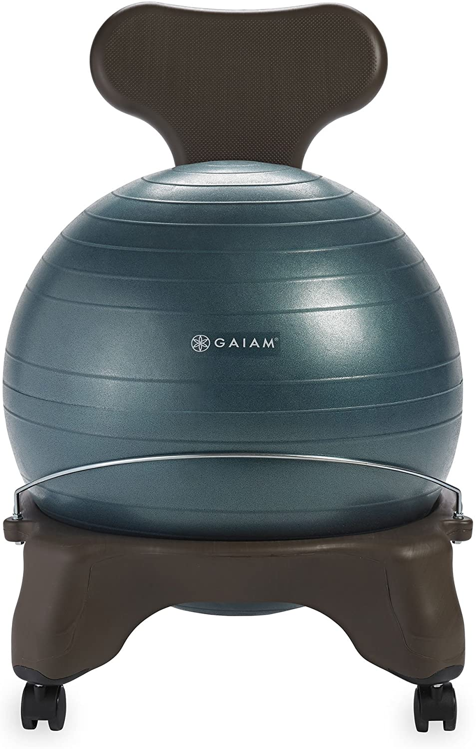 Gaiam Classic Balance Ball Premium Ergonomic Chair