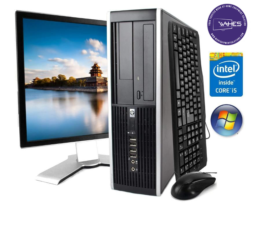 Hp Compaq Elite 8200 SFF - 19