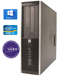 Hp Compaq Elite 8200 SFF - Desktop CPU Tower  i5| 8GB RAM - CLASS A (Arise|ASD Compatible)