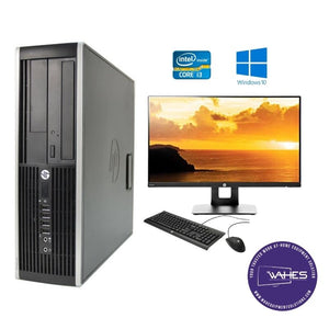 "Dell Optiplex 790 - 19"" Single Monitor Desktop System i5