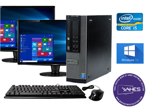 Dell Optiplex 9020 SFF  - 19"