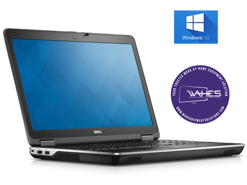 Dell E6540 w/ webcam -   i7-4610| 8GB RAM| 500GB HD (Arise|ASD Compatible)