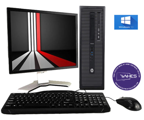 HP Prodesk 400 G1 SFF - 19