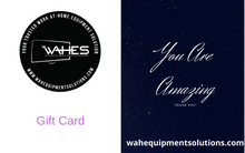 Load image into Gallery viewer, WAHES DIGITAL|GIFT CARD