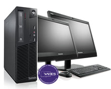 Load image into Gallery viewer, Lenovo ThinkCenter M73 SFF - 19"