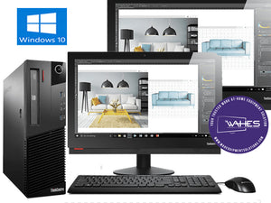 Lenovo ThinkCenter M83 SFF - 19"