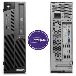 Lenovo ThinCentere M91P SFF- Desktop CPU Tower – i5| 4GB Ram| 500GB HDD (Arise|ASD Compatible)