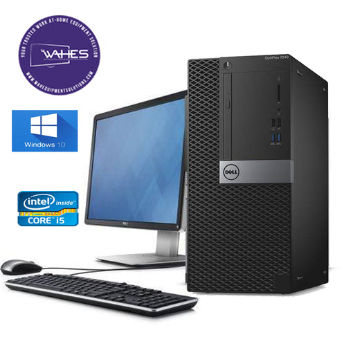 Dell Optiplex 7040 MDT - 19