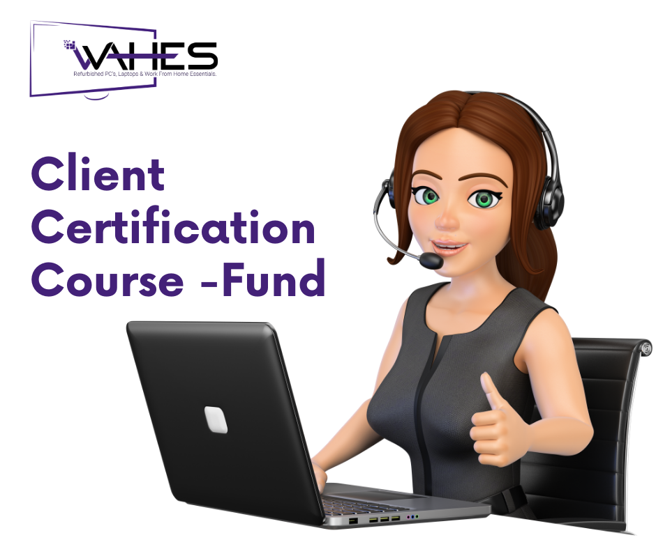 Client Certification Course -Fund
