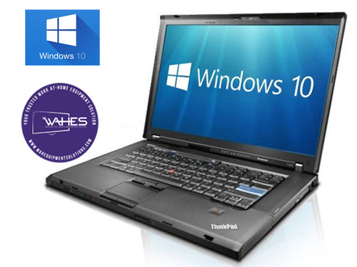 Lenovo ThinkPad T500 -  Centrino| 3GB RAM| 320GB HD (Does not meet Arise|ASD)