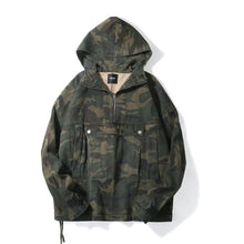 Load image into Gallery viewer, Camo Coat