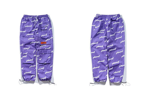 Planet Pants (purple)