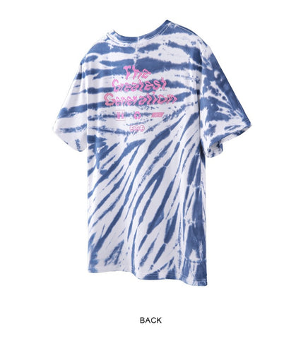 The greatest Generation tie-dye T-shirt