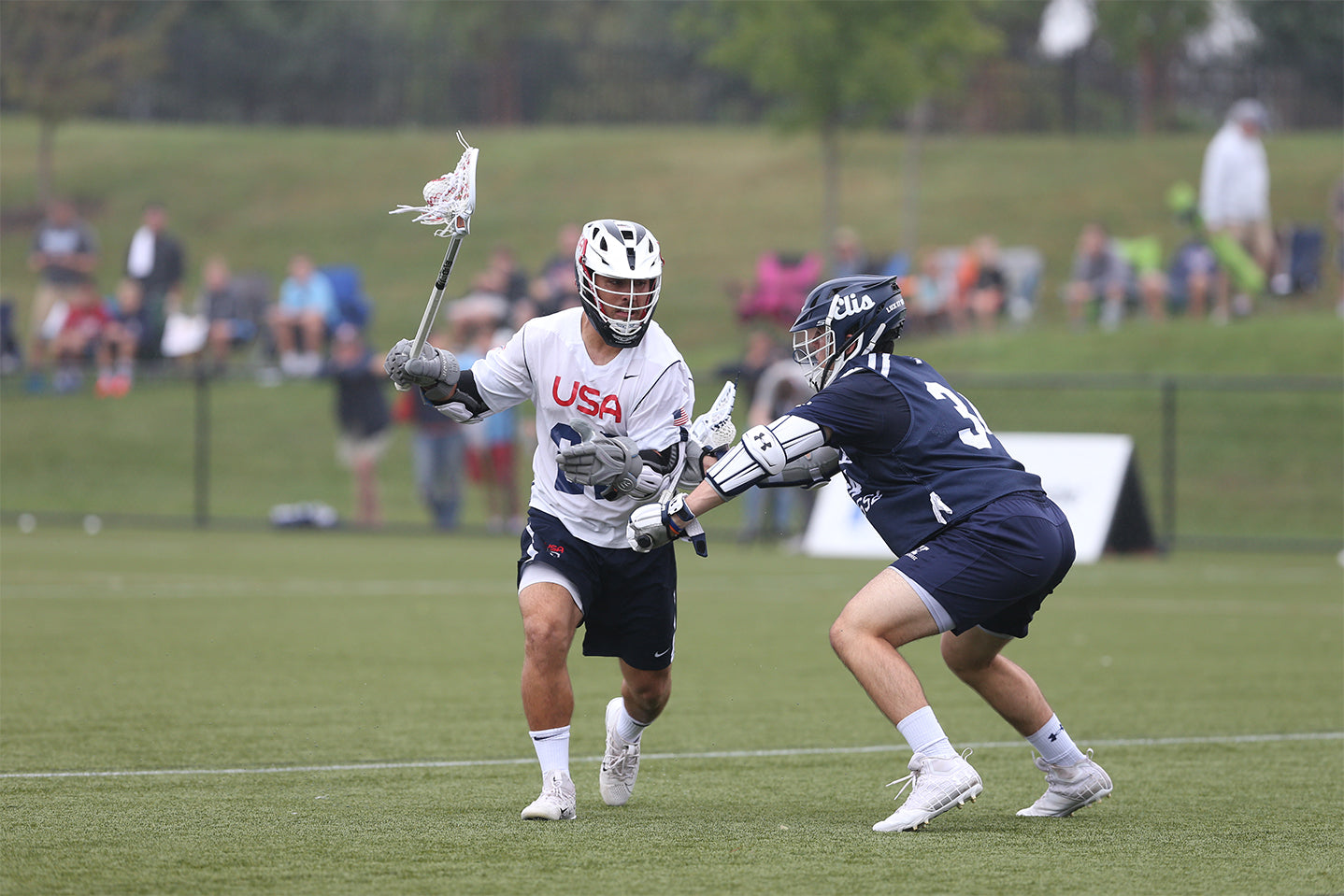 Lacrosse U.S. National Teams Partner with SPT