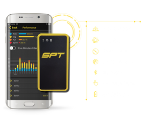 SPT2 Sports GPS Tracker Live Data