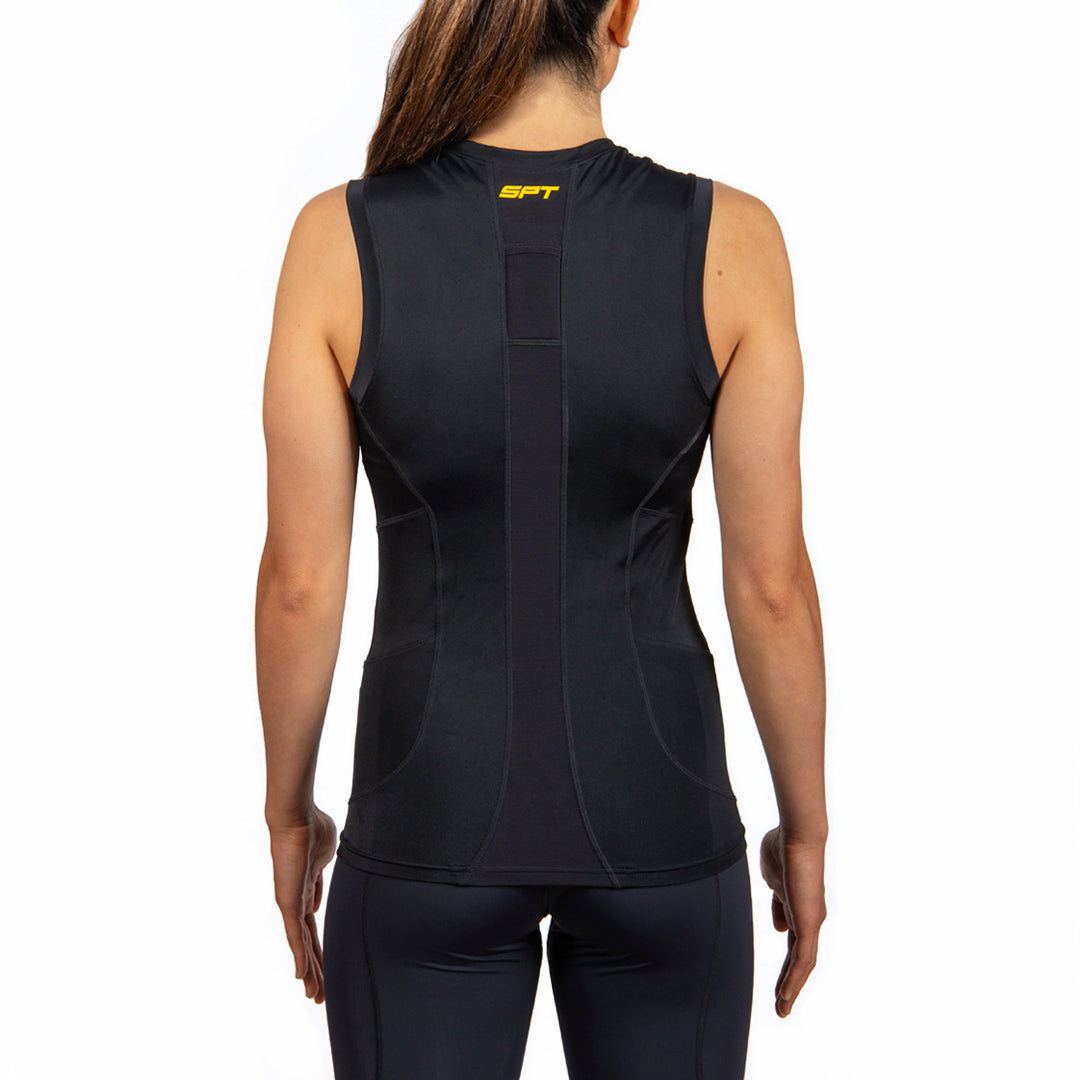SPT GPS Compression Tank Top Womens