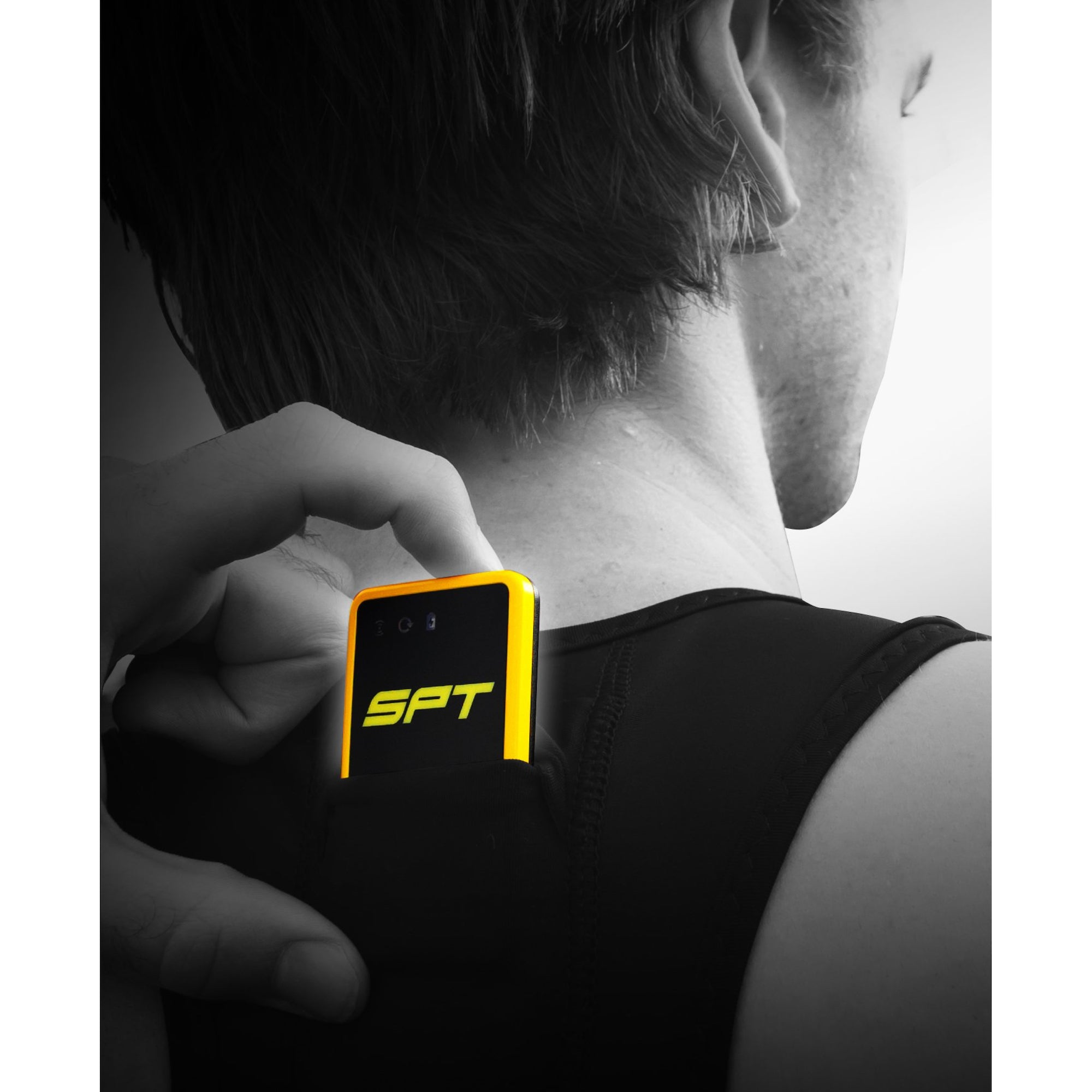 GPS Tracker Vest for High Schools