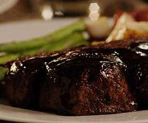 BALSAMIC GLAZED FILET MIGNON